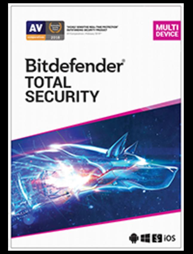 Total Security 5-Devices 1 jaar