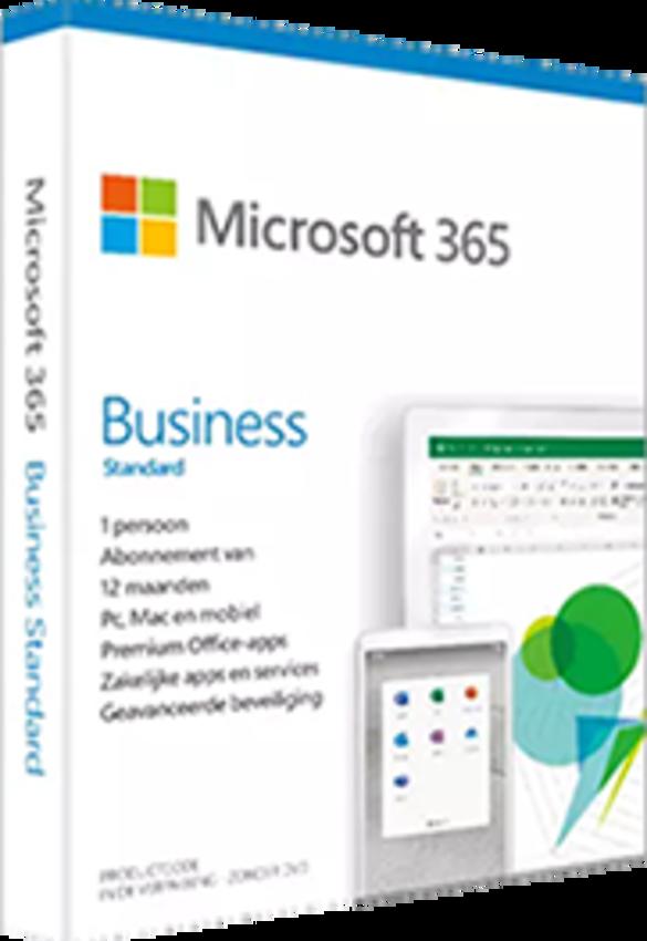 Microsoft 365 Business 5-PC/MAC