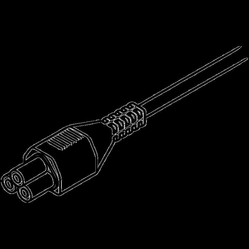 C5 voedingskabel