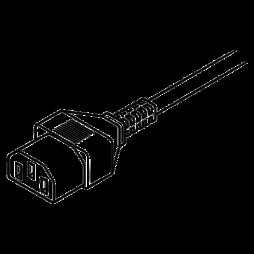 C13 voedingskabel